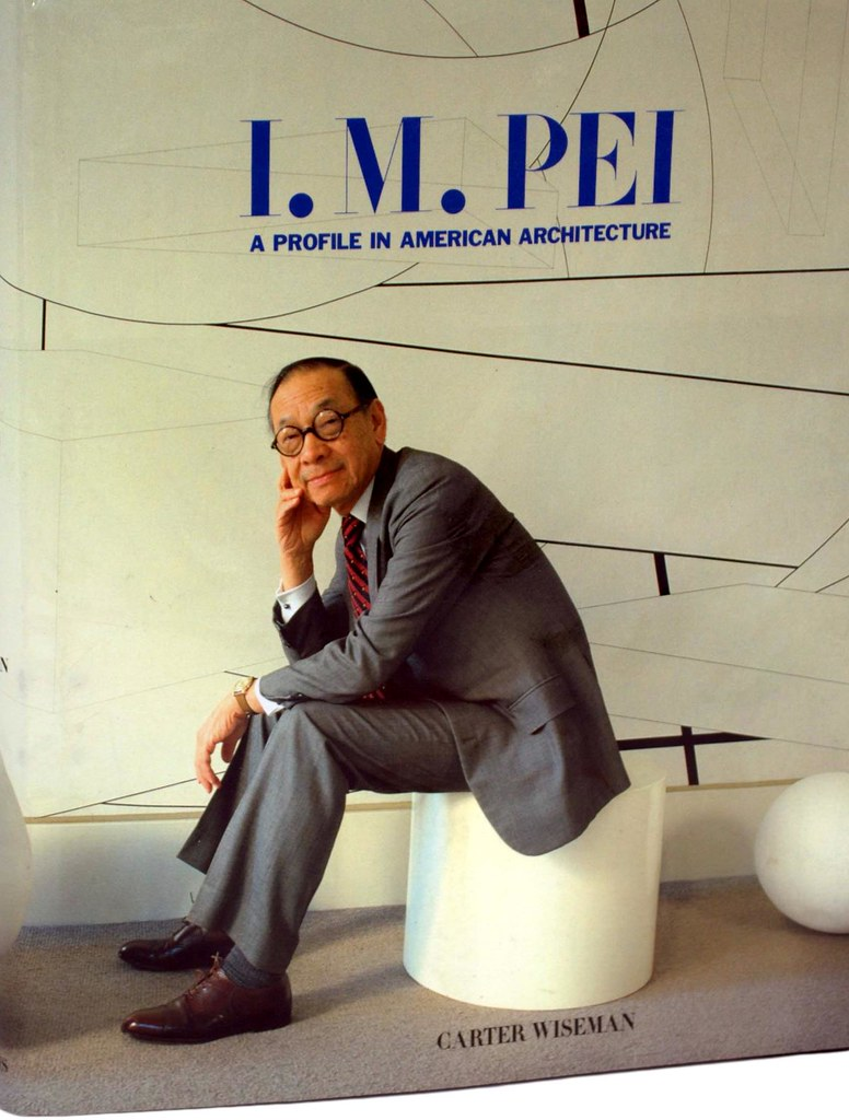 I. M. Pei 貝聿銘 - portrait 02