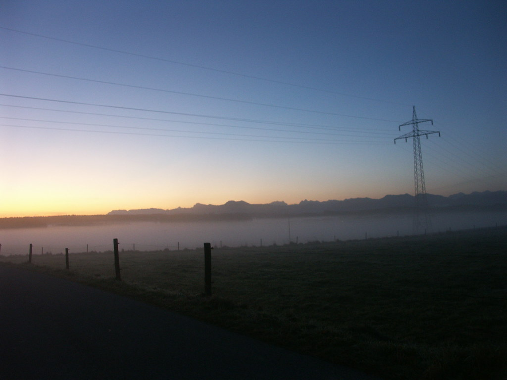Bergblick Cheimgau