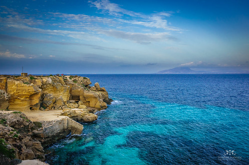 Viewpoint at Favignana Island, Sicily (Italy) | by Tommie Hansen