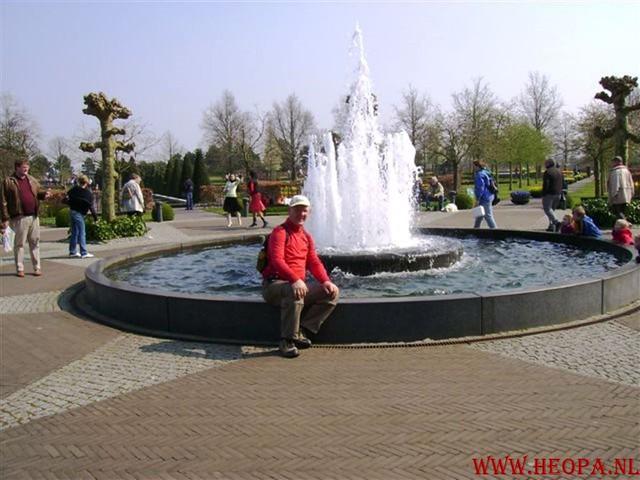 Lissen  Keukenhof 31-03-2007 30 km (26)