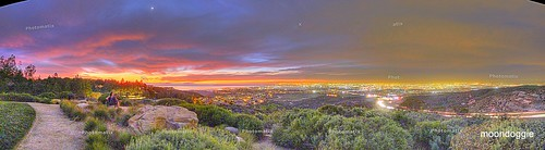 ocean park pink sunset panorama orange dog mountains green colors grass clouds bench puppy losangeles view stitch pacific dusk walk pano couples newportbeach pacificocean vista callifornia southerncalifornia orangecounty parkbench stitched chaparral newportcoast bracketed viewpark coastalsage losangelesbasin sanjoaquinhills californiariviera ridgeparkroad