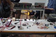 electronics @ KABK Open Dag 2015