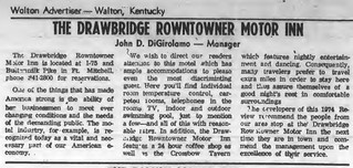 Walton Advertiser 08-01-1974 | by Particularly Everything