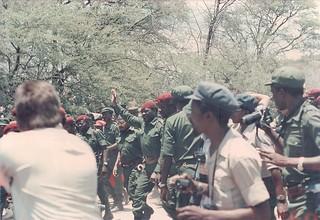 Jonas Savimbi crowd | by amaah