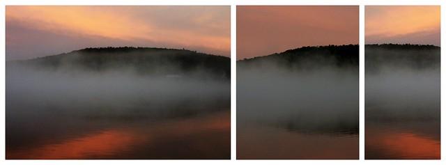 Pink Morning Mist
