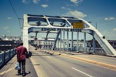 Edmund Pettus Bridge - Selma, Alabama