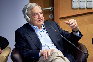 Honoring George Soros, CEU Founder and Honorary Chairman. June 24, 2016. - Image Credit CEU Daniel Vegel | by WeAreCEU