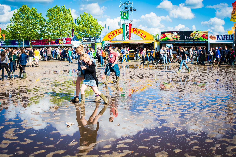 Rock Werchter 2016 (© Timmy Haubrechts)