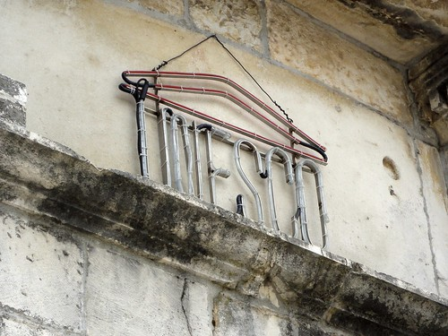 UNESCO Sign, Trogir | by Taylor Mc