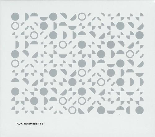AOKI takamasa / RV 8 | by vinylism
