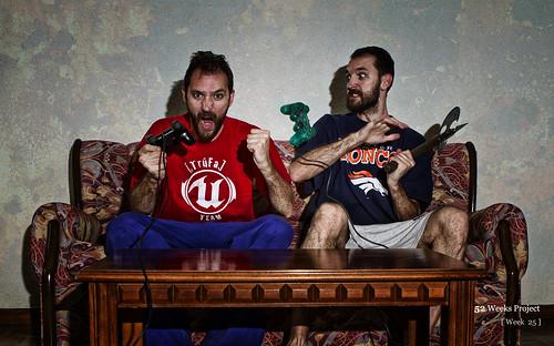 Gamers [ 52 / 25 ] ~ / Explore \ ~ | by Ricardo Alguacil