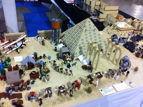 Brickfair Pharaohs Labyrinth
