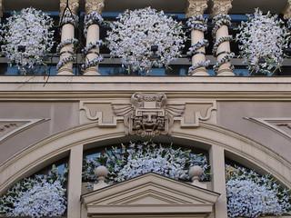 Flores blancas.....pero en donde ? Nuevo Teatro Alcala (Madrid)