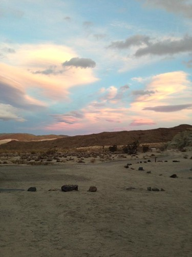 Camping at Red Rock Canyon State Park in California | by JTGoirish