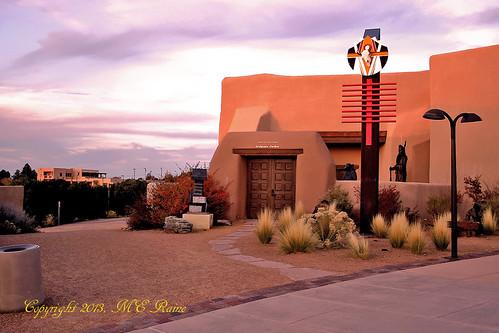 "plaza sunset sculpture mountains southwest art landscape twilight desert dusk museums ""new ""santa ""golden mexico"" ""magic fe"" hour"""