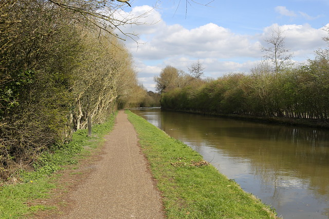 Canal march 2014