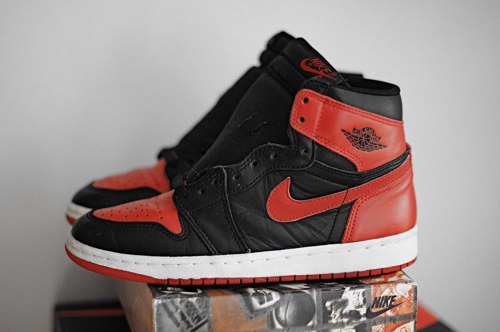 new arrivals 96af8 ce7de ... Nike AIR JORDAN 1 first retro - 1994 - 130207 061 00 | by snidehead