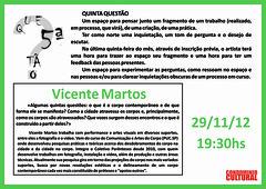 5.ª Questão Vicente Martos - 29-11-2012