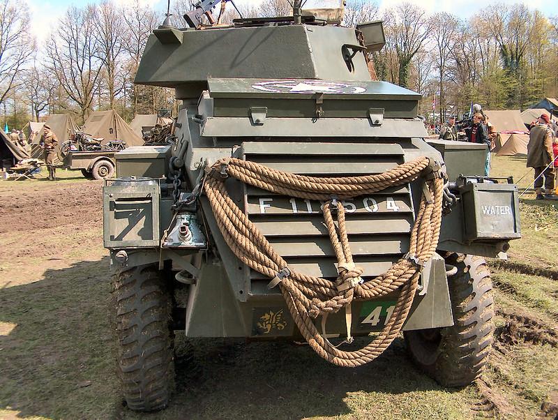 Humber Mk IV 8