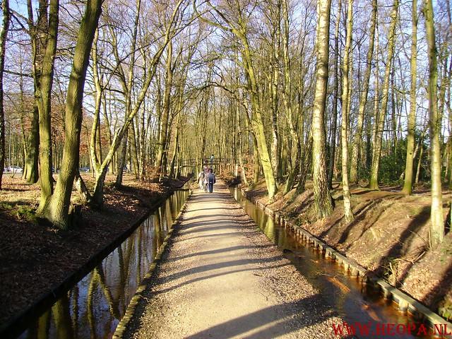 W.S.V.de Trekvogels 09-02-2008 15 Km  Apeldoorn (4)