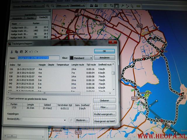 Volendam        26-05-2012       26.5 Km (117)
