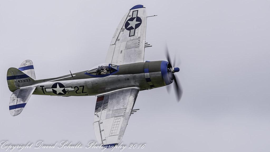 "1945 Republic P-47D Thunderbolt N7159Z ""Tallahassee Lassie"""