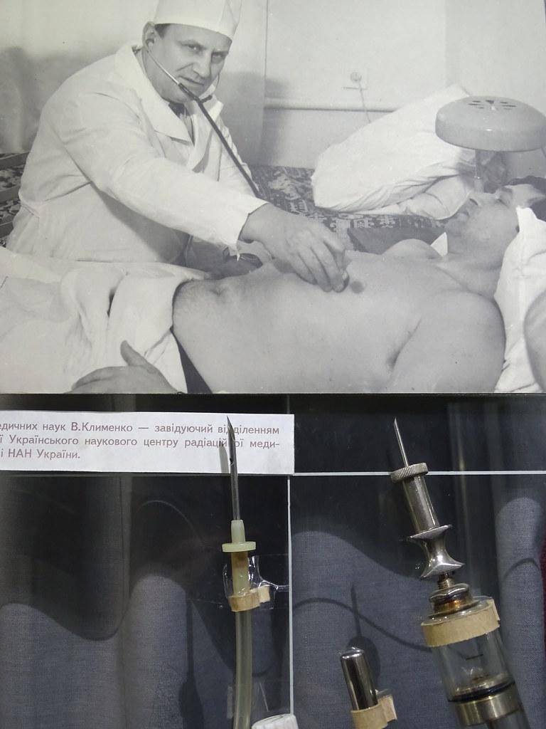 Radiation Poisoning Chernobyl