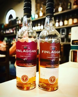 Tough choice @finlaggan Port Finish or Sherry Finish. Both are delicious. | by Lesage Stefaan