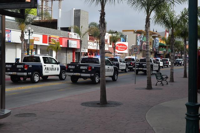 police in tijuana