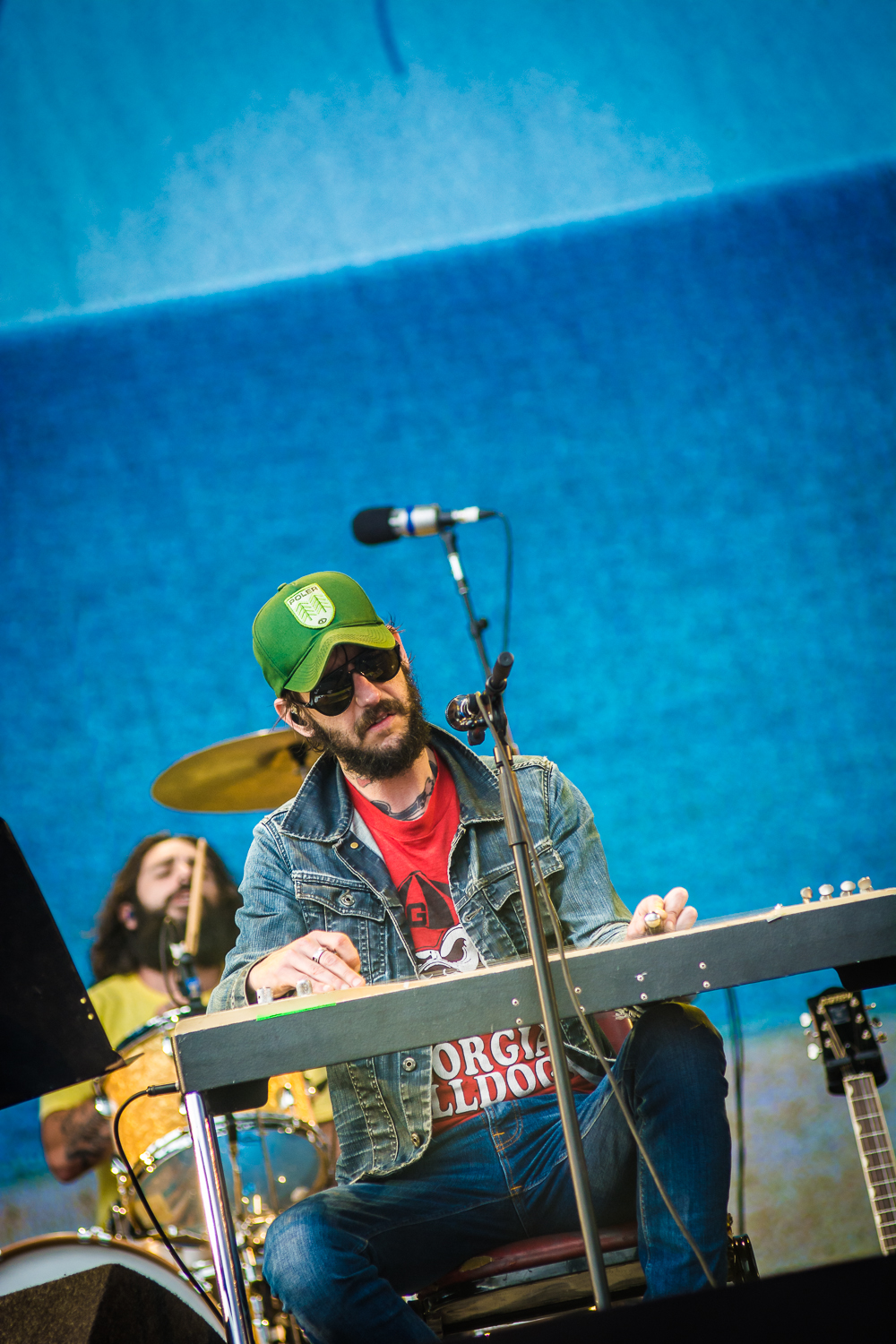 Band Of Horses @ Rock Werchter 2016 (© Timmy Haubrechts)