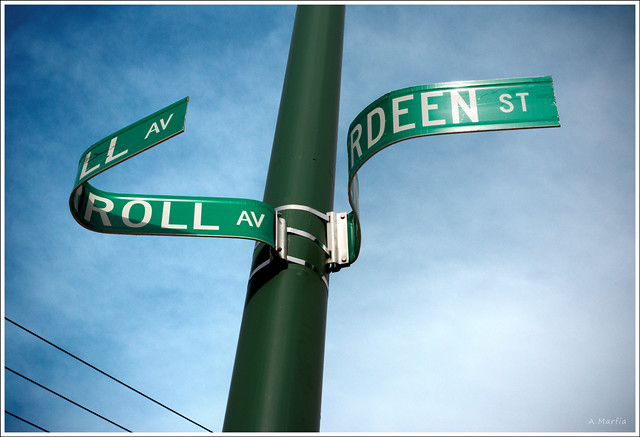 LL Roll Ave