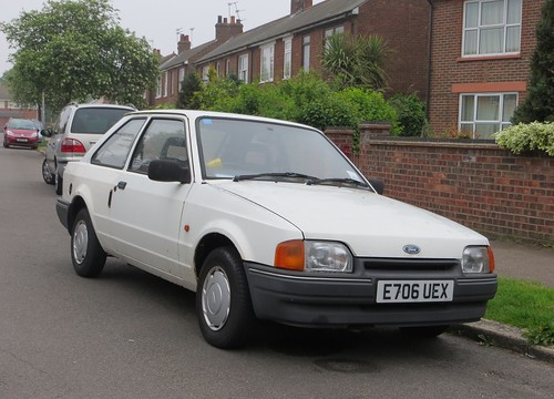 1988 Ford Escort 1.3 Popular | by Spottedlaurel