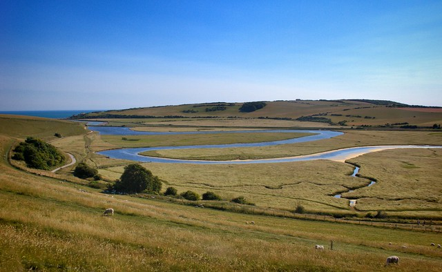 Cuckmere River - Seven Sisters Country Park
