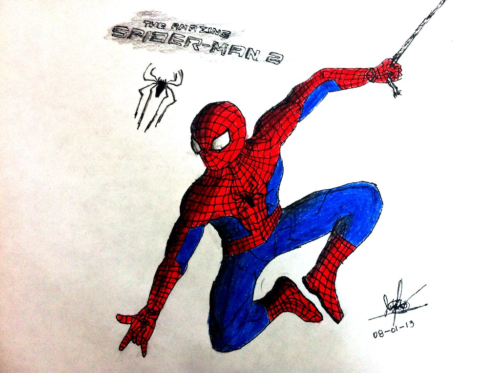 The Amazing Spiderman 2 Fan Art