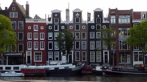 Houses of Amsterdam | by Miradortigre