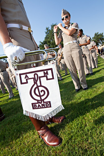 Aggie Band March-In
