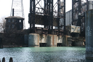 Abandoned lift bridges   by repowers