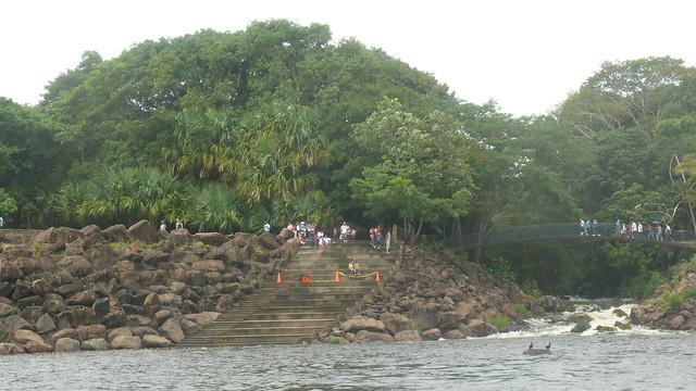 Parque La Llovizna ,Puerto Ordaz , Estado Bolivar ,Venezuela