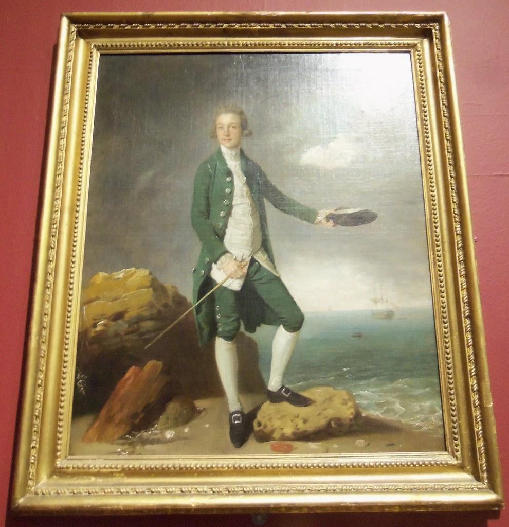R.A. 1733-1810 Johan Zoffany