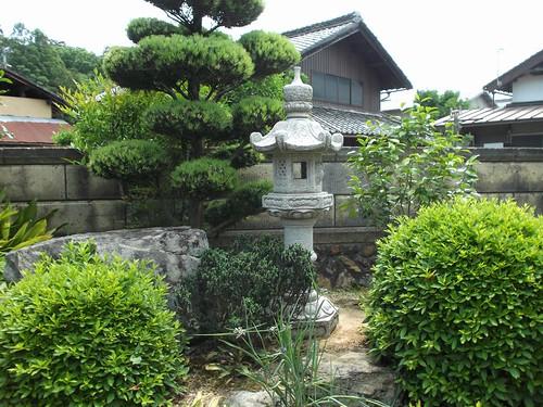 庭灯篭2 | by nakagaki-sekizai