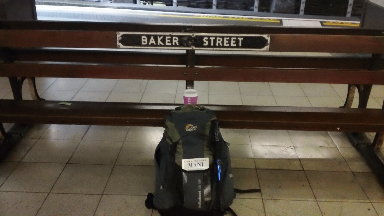Where to travel from if you fail to catch a Marylebone train: Baker Street ! (Metropolitan line) Forgotten moments in musical history? (Think Gerry Rafferty and that saxophone solo.....by Phil Woods?)