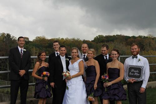 WEDDING 1398   by The Missouri Kintner Clan