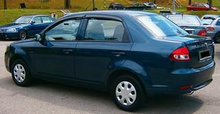 2013 Proton Saga FLX Standard