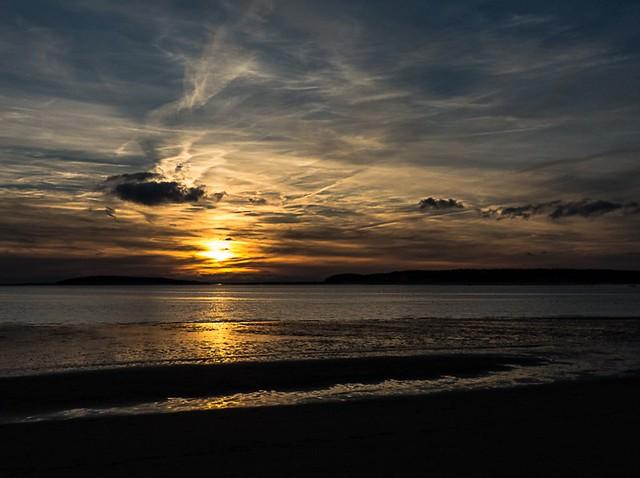 Wellfleet Sunset  Explored - 12/7/2013
