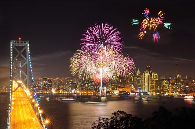Happy New Year San Francisco