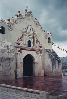 Chapel of San Jacinto, Salcajá