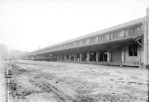 Queen And Crescent Freight Depot - Cincinnati, OH | by Particularly Everything