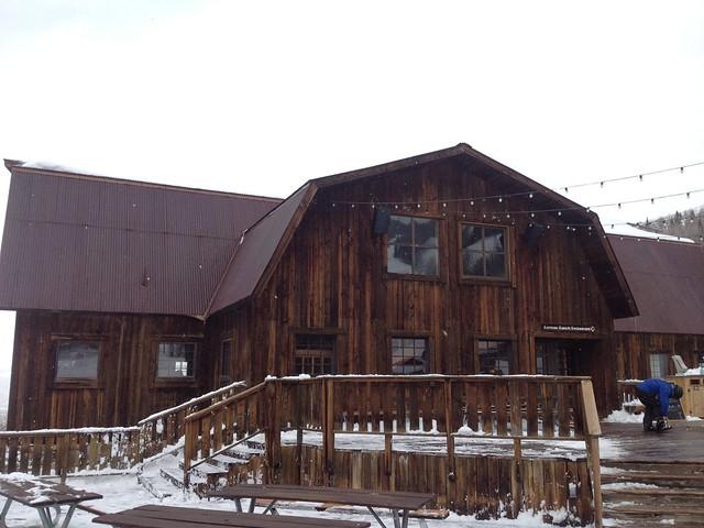 月, 2014-02-03 15:17 - Gorrono Ranch Restarurant