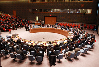 Catherine Ashton at the UN Security Council | by European External Action Service - EEAS