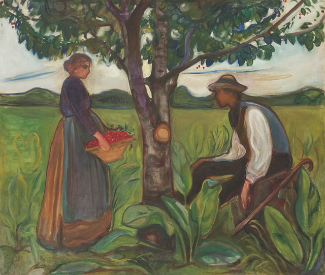 Edvard Munch -  Fertility [1902]
